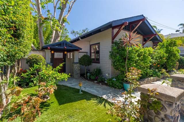 211 W Walnut, San Diego, CA 92103 (#200029766) :: Dannecker & Associates