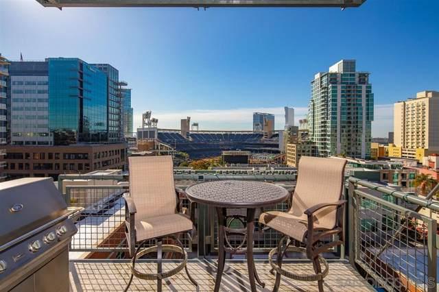 877 Island Avenue #806, San Diego, CA 92101 (#200030159) :: Dannecker & Associates