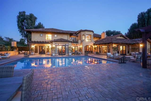 18220 Via De Fortuna, Rancho Santa Fe, CA 92067 (#200030168) :: Neuman & Neuman Real Estate Inc.