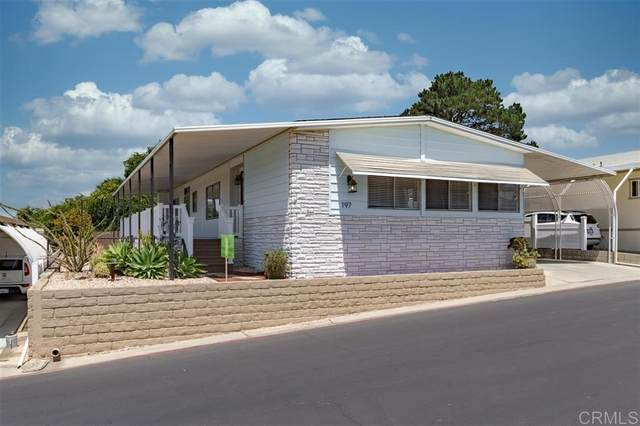 1401 El Norte Pkwy #197, San Marcos, CA 92069 (#200030214) :: Neuman & Neuman Real Estate Inc.