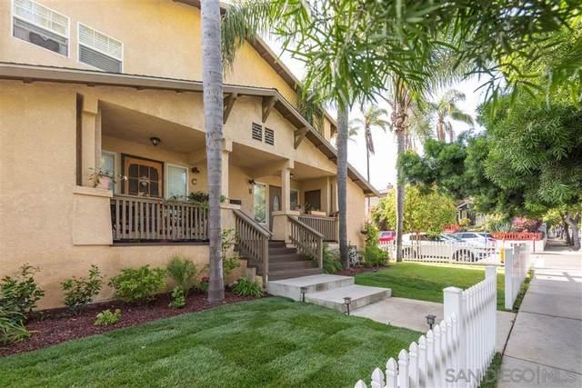 3031 Date Street C, San Diego, CA 92102 (#200030414) :: Dannecker & Associates