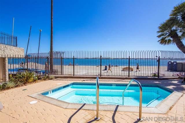 3940 Gresham Street #213, San Diego, CA 92109 (#200030744) :: Dannecker & Associates