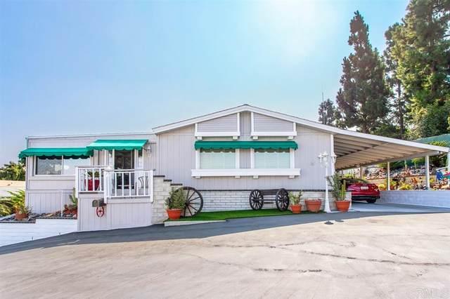 2130 Sunset Dr. #71, Vista, CA 92083 (#200030885) :: Tony J. Molina Real Estate