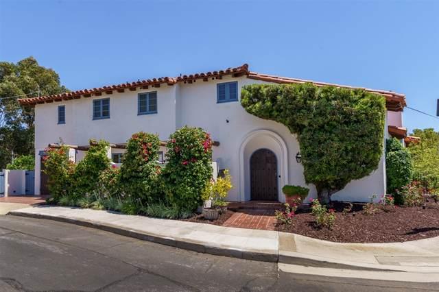 2705 Barnson Pl, San Diego, CA 92103 (#200030916) :: Compass