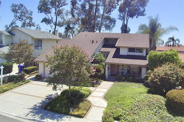 4425 Rueda Drive, San Diego, CA 92124 (#200030961) :: Yarbrough Group