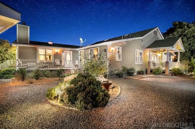 3535 Highway 79, Julian, CA 92036 (#200031140) :: Neuman & Neuman Real Estate Inc.