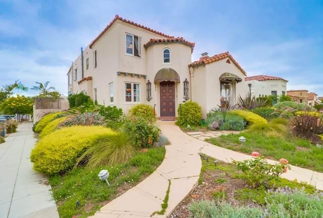 4343 Trias Street, San Diego, CA 92103 (#200031158) :: Dannecker & Associates