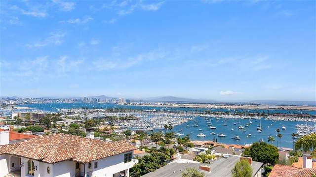 3215 Harbor View Dr, San Diego, CA 92106 (#200031226) :: Neuman & Neuman Real Estate Inc.