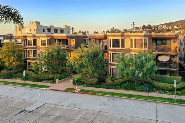 7555 Eads Ave #17, La Jolla, CA 92037 (#200031390) :: Tony J. Molina Real Estate