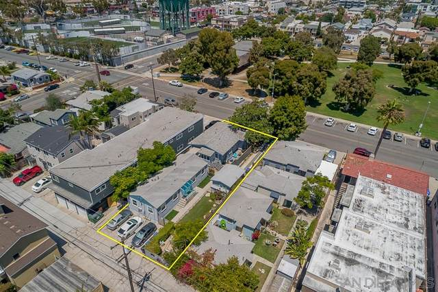 4166-4170 Oregon St, San Diego, CA 92104 (#200031690) :: The Stein Group