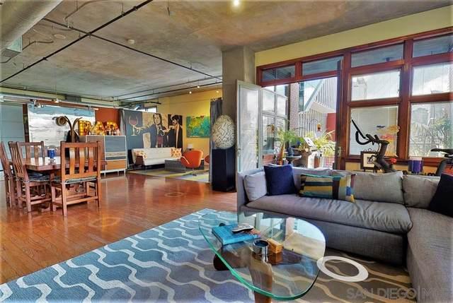 877 Island Ave #301, San Diego, CA 92101 (#200031744) :: SunLux Real Estate