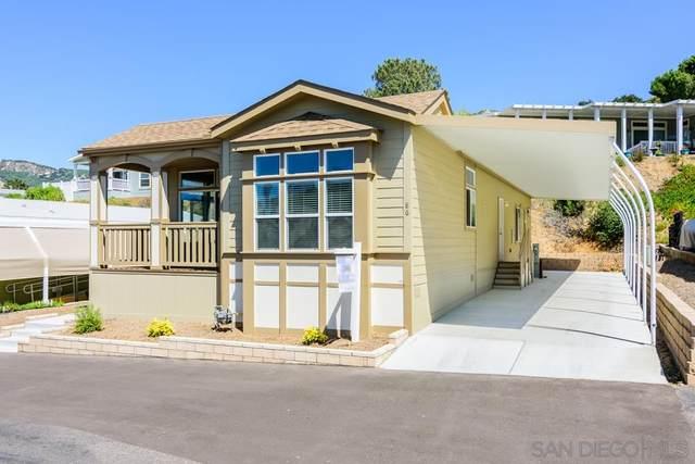 4650 Dulin Rd #86, Fallbrook, CA 92028 (#200031750) :: SunLux Real Estate