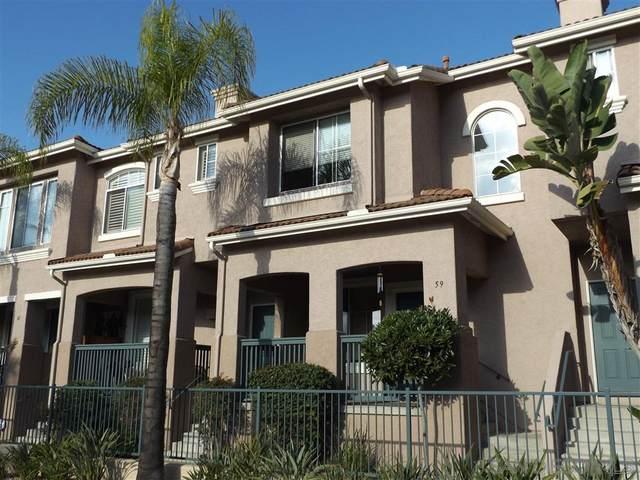 922 Camino De La Reina #59, San Diego, CA 92108 (#200033718) :: COMPASS