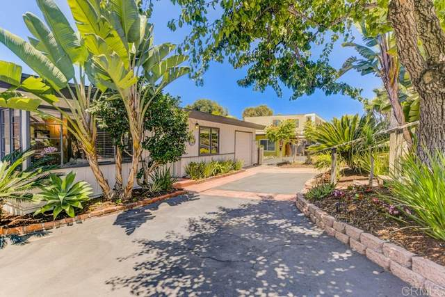 735 S Cedros, Solana Beach, CA 92075 (#200033757) :: Neuman & Neuman Real Estate Inc.