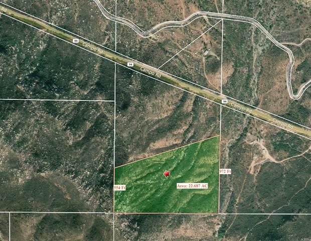 0 Highway 94 #13 #13, Jamul, CA 91935 (#200034913) :: Neuman & Neuman Real Estate Inc.