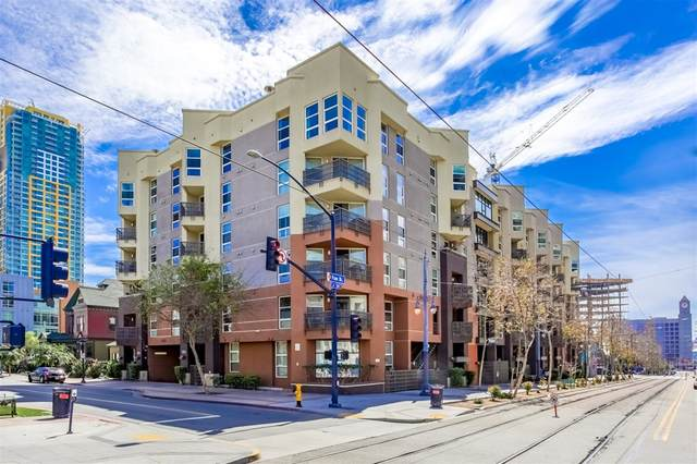 1225 Island Ave #310, San Diego, CA 92101 (#200035662) :: COMPASS