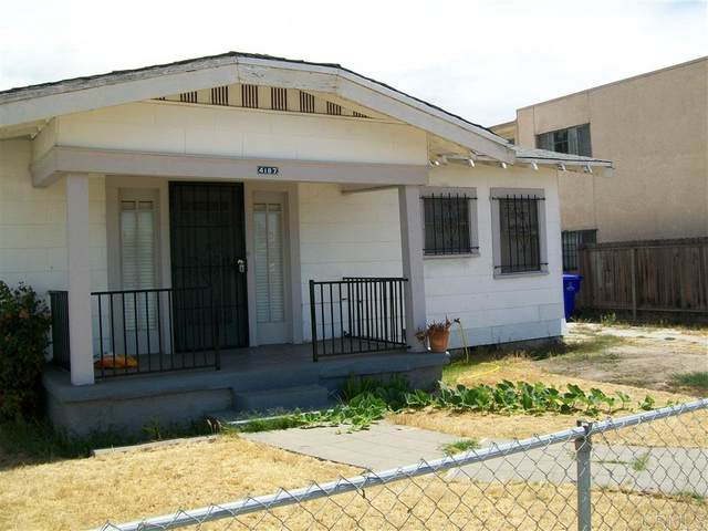 4187 Wilson Ave., San Diego, CA 92104 (#200035852) :: Whissel Realty