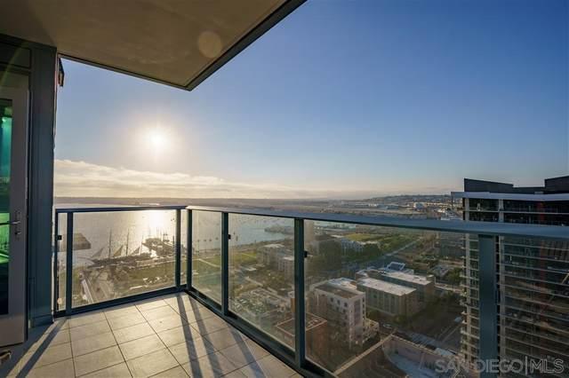 1388 Kettner Blvd #2503, San Diego, CA 92101 (#200035910) :: Neuman & Neuman Real Estate Inc.