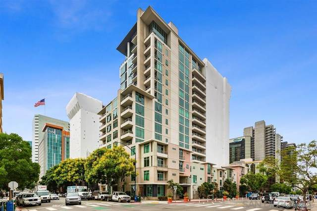 425 W Beech St #851, San Diego, CA 92101 (#200036151) :: COMPASS