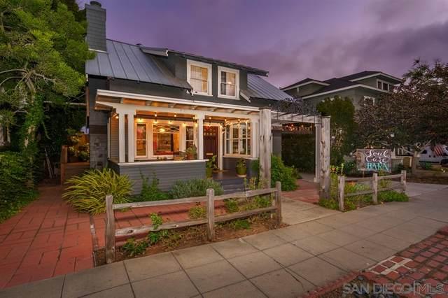 1525 W Lewis St, San Diego, CA 92103 (#200036222) :: The Stein Group
