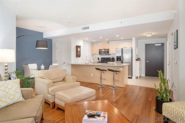 1431 Pacific Hwy #213, San Diego, CA 92101 (#200036319) :: COMPASS
