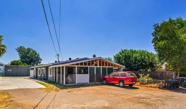 1144-46 Persimmon Ave, El Cajon, CA 92021 (#200036397) :: Neuman & Neuman Real Estate Inc.