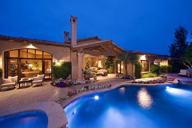 18519 Calle La Serra, Rancho Santa Fe, CA 92091 (#200036670) :: Allison James Estates and Homes