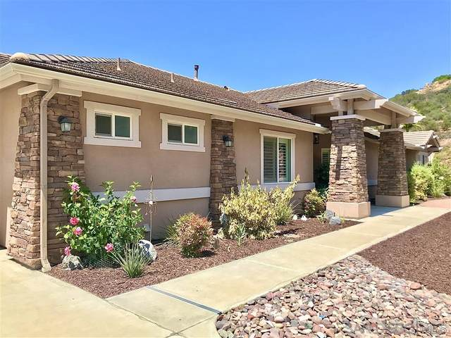 2367 Kevin Ct, Alpine, CA 91901 (#200036685) :: Neuman & Neuman Real Estate Inc.