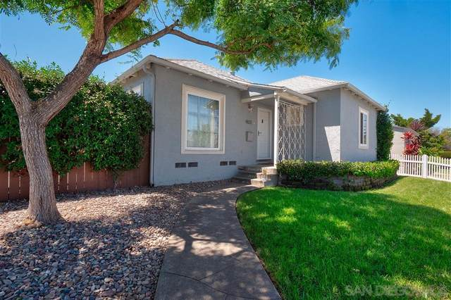 4831 Monroe Ave, San Diego, CA 92115 (#200037042) :: Neuman & Neuman Real Estate Inc.