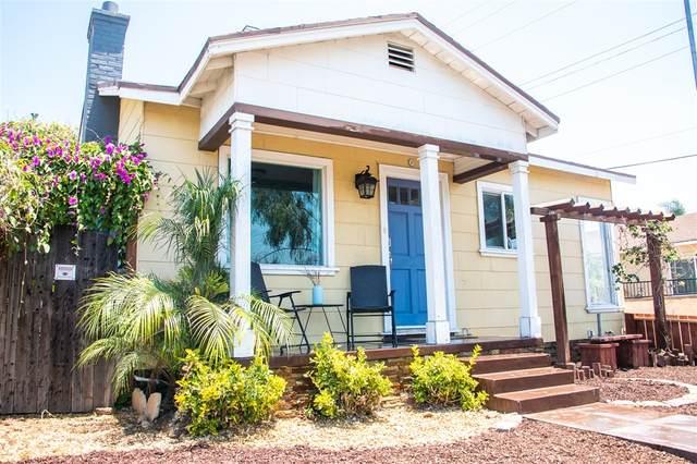 4247 Hamilton St, San Diego, CA 92104 (#200037431) :: Neuman & Neuman Real Estate Inc.
