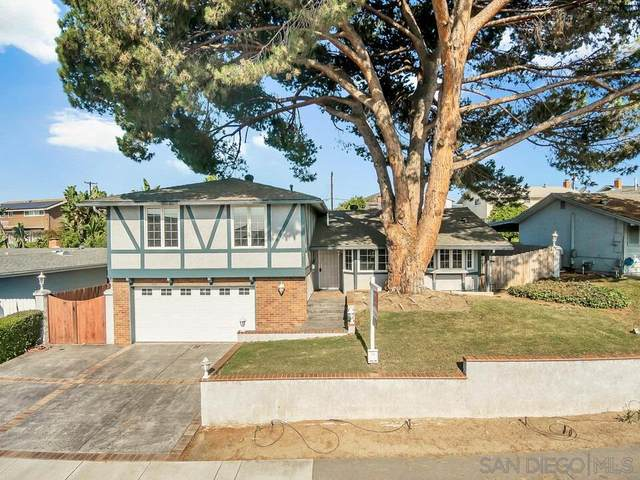 6880 Wallsey Dr, San Diego, CA 92119 (#200037540) :: Whissel Realty