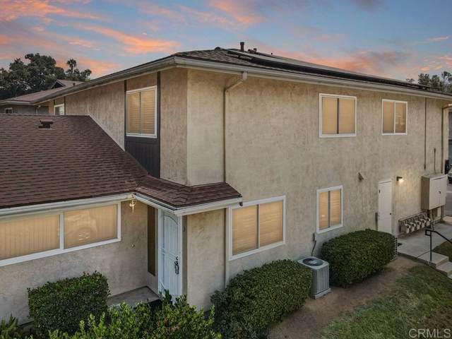12141 Orange Crest Ct #3, Lakeside, CA 92040 (#200037653) :: Neuman & Neuman Real Estate Inc.
