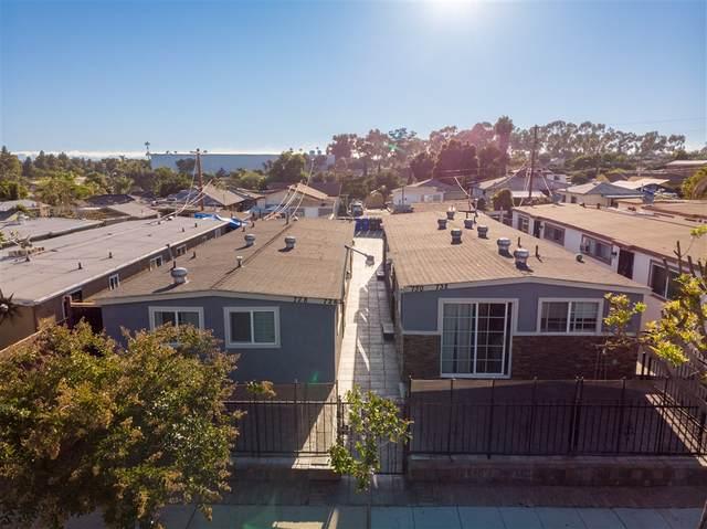 726-732 Raven St, San Diego, CA 92102 (#200037697) :: Compass