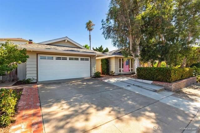 3437 Park West Ln, San Diego, CA 92117 (#200037900) :: Allison James Estates and Homes