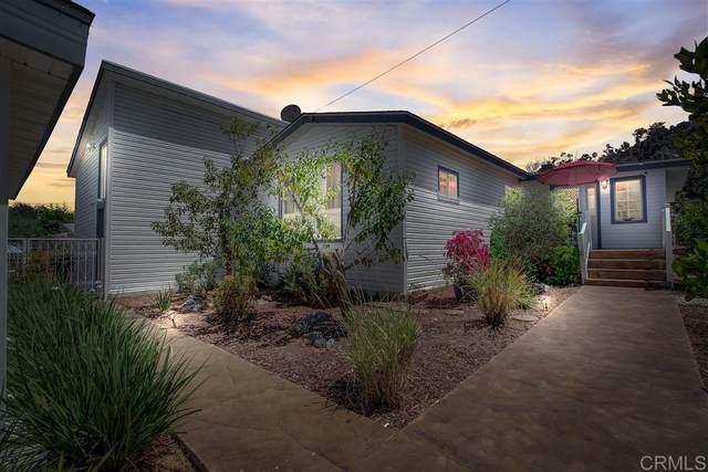 1210 Pine Dr, El Cajon, CA 92020 (#200037982) :: Neuman & Neuman Real Estate Inc.