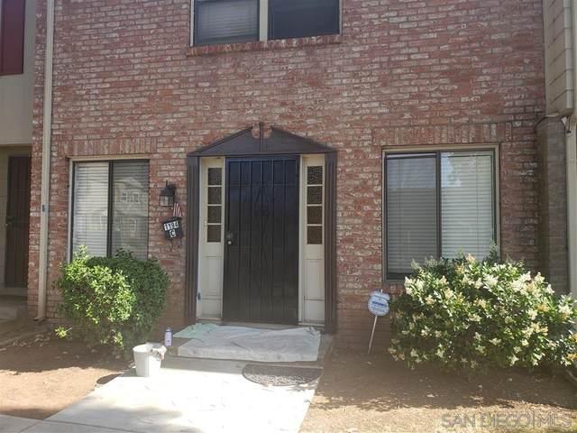 1194 Denver Lane C, El Cajon, CA 92021 (#200038324) :: Neuman & Neuman Real Estate Inc.