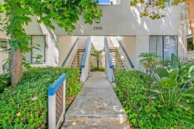 2208 River Run Dr #46, San Diego, CA 92108 (#200038666) :: Neuman & Neuman Real Estate Inc.
