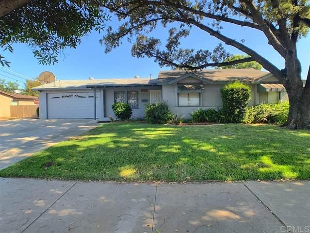 1610 E Madison Ave., El Cajon, CA 92019 (#200038841) :: Neuman & Neuman Real Estate Inc.