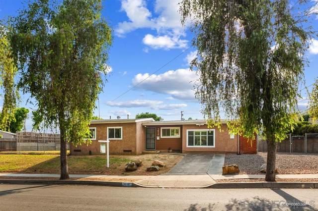 3612 Aragon, San Diego, CA 92115 (#200039329) :: Tony J. Molina Real Estate