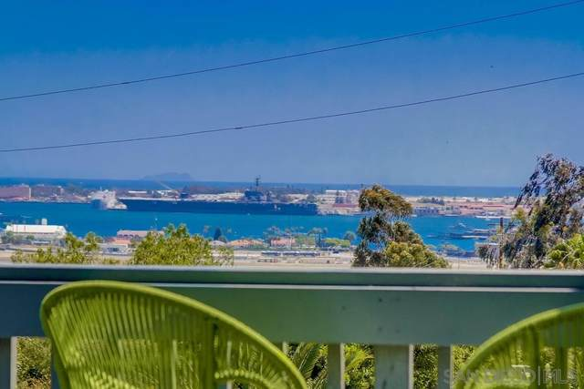 3627 Crowell St, San Diego, CA 92103 (#200040276) :: Cay, Carly & Patrick | Keller Williams