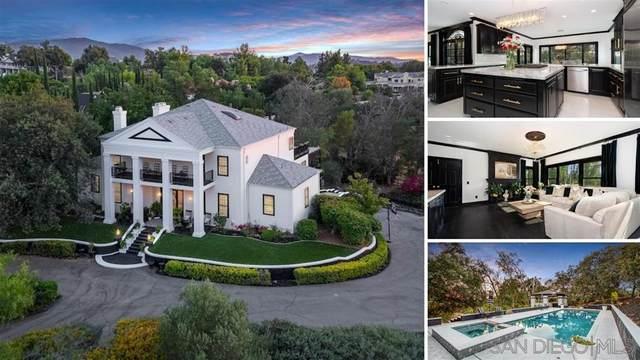 2622 Via Viejas Oeste, Alpine, CA 91901 (#200040791) :: Neuman & Neuman Real Estate Inc.
