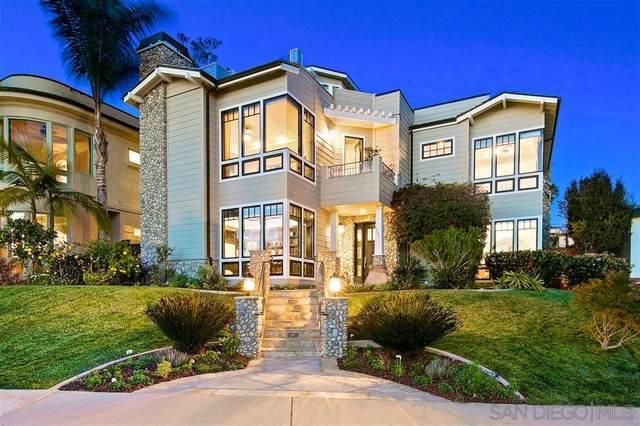 5531 Taft Ave, La Jolla, CA 92037 (#200041792) :: Neuman & Neuman Real Estate Inc.