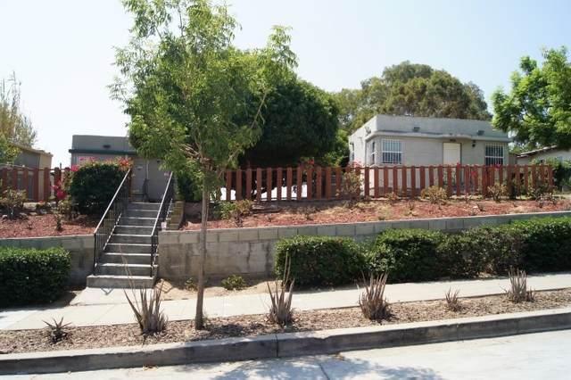2673-75 Island Ave, San Diego, CA 92102 (#200042595) :: Tony J. Molina Real Estate