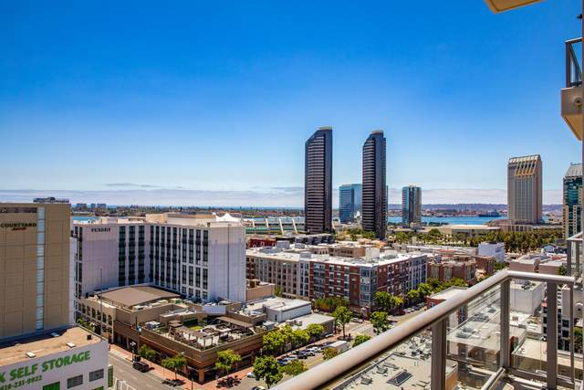 575 6Th Ave #1305, San Diego, CA 92101 (#200042910) :: SunLux Real Estate