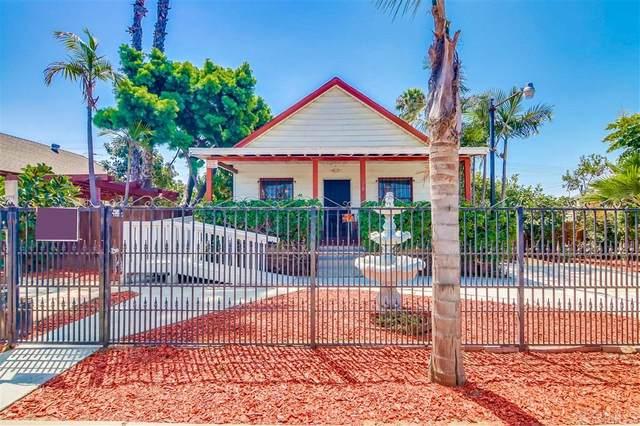 2739 - 2741 Logan Avenue, San Diego, CA 92113 (#200042987) :: Compass