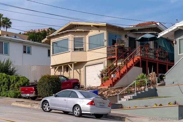 3929-3931 California Street, San Diego, CA 92110 (#200043793) :: Cay, Carly & Patrick | Keller Williams