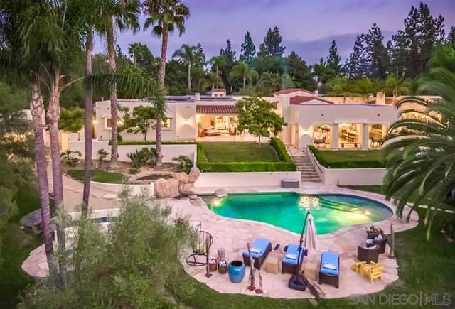 7042 El Vuelo Del Este, Rancho Santa Fe, CA 92067 (#200043800) :: Compass