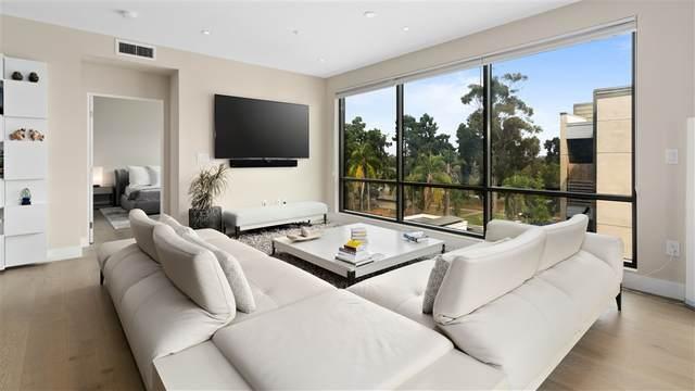 2665 5th Avenue #604, San Diego, CA 92103 (#200043910) :: Tony J. Molina Real Estate