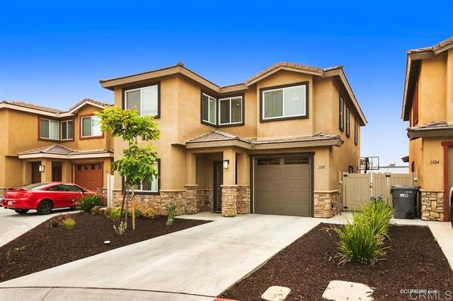 1321 Bailey Way, El Cajon, CA 92021 (#200043956) :: Tony J. Molina Real Estate