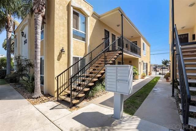 243 Ebony Ave #12, Imperial Beach, CA 91932 (#200044081) :: Neuman & Neuman Real Estate Inc.